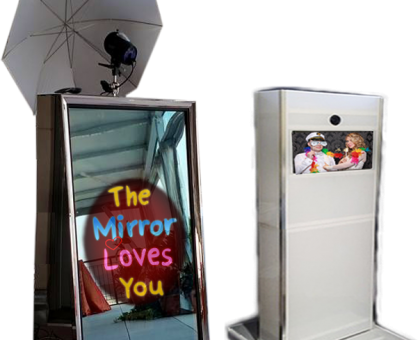 Mirror Booths: Fab or Fad?