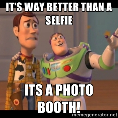 Photo Booth Meme
