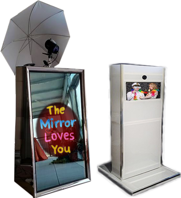 Mirror Booth Photo Booth