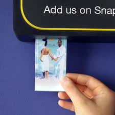 Snap Chat Photo Booth Printer